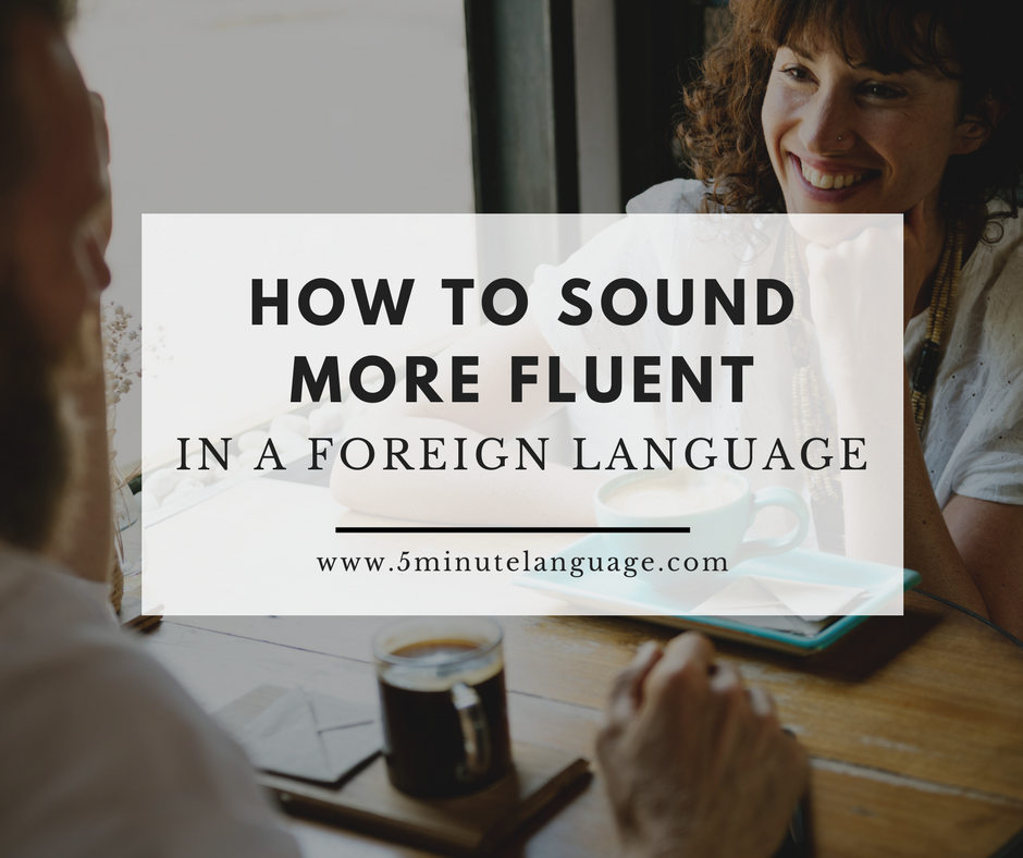 fluency in a foreign language should be Of course if we're talking about levels of proficiency in a foreign language or levels of fluency, then i also think the biggest indicator is the number of words you know so if you are very fluent, i mean if you are at university level, you are going to know a lot more words than someone who can only read at a grade three level.