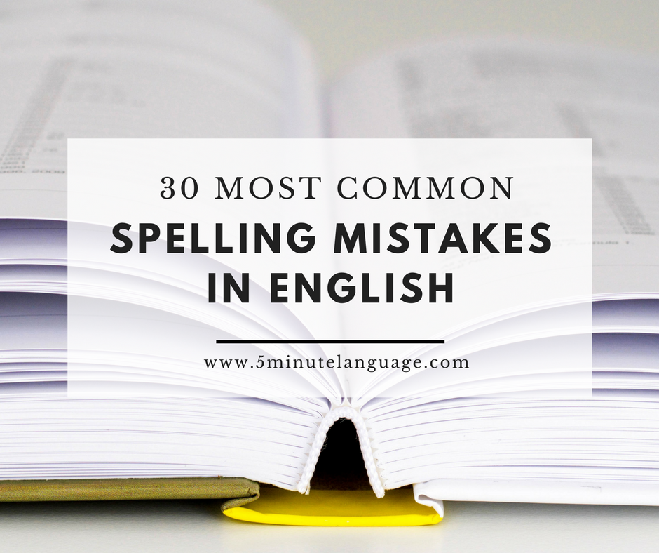 my academic struggles with spelling and english Remedial spelling in efl  (my book on teaching spelling to english language learners,  be a much greater emphasis on developing spelling skills and assuming that all the students in the class struggle with english spelling, here are some further points to consider hints why.